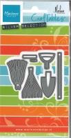 Marianne Design CrafTables Stanzen - Gartenwerkzeuge