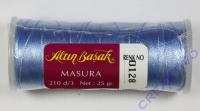 Pracht Häkelgarn Altun Basak Masura ø 25g blau