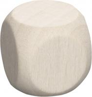 Holzwürfel 25mm 3er