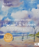 Mein Atelier Aquarellmalerei - Himmel & Wolken