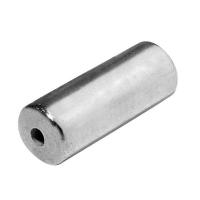 Plastik-Metallic-Walze 25x10mm silber