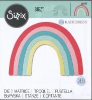 Sizzix Bigz Stanze - Rainbow