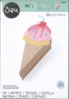 Sizzix Bigz L Die - Box, Ice Cream