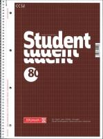 Student College-Block A4 rautiert