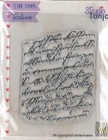 Nellies Choice clearstamp - Handschrift