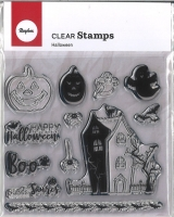 Clear Stamps - Halloween