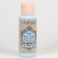 Cadence Stoffmalfarbe 59ml babyblau