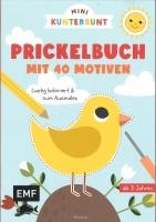 Prickelbuch mit 40 Motiven