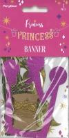 Bannergirlande Princess