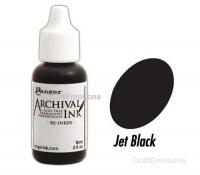 Ranger Archival einkers - jet black