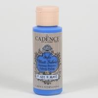 Cadence Stoffmalfarbe 59ml königsblau