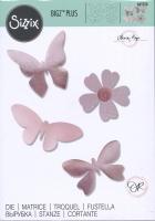 Sizzix Bigz Plus Stanze - Fantastical Butterflies