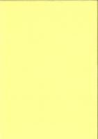 Knorr Bastelfilz Bogen 20x30 150g/m² zartgelb