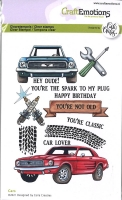Clearstamps A6 - Cars