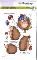 Clearstamps A6 - Hedgy 2