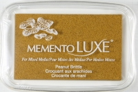 Memento Stempelkissen De Luxe - peanut brittle