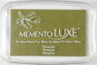 Memento Stempelkissen De Luxe - pistachio