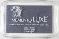 Memento Stempelkissen De Luxe - gray flannel