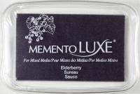 Memento Stempelkissen De Luxe - elderberry