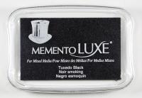 Memento Stempelkissen De Luxe - tuxedo black