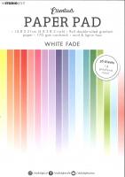 Studio Light Paper Pad A5 - Essentials White Fade