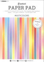 Studio Light Paper Pad A5 - Essentials Multicolors