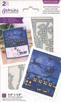 gemini CREATE-A-CARD Stanze Night before Christmas