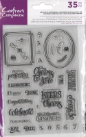 Crafters CompanionClearstamps - Botles up Accssories