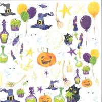 Piatek13 Paper Happy Halloween 07