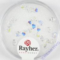 Swarovski Kristall-Schliffperlen 4mm 25St mondstein