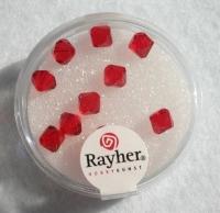 Swarovski Kristall-Schliffperlen 6mm 12St klassikrot