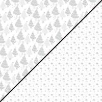 Scrapbooking-Papier Bäume 30,5x30,5xm 190g/m²