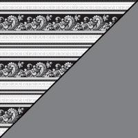 Scrapbooking-Papier Rankenbordüre 30,5x30,5xm 190g/m²