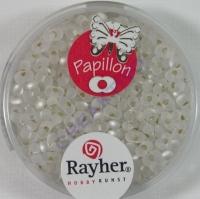 Papillon Rocailles 2x4 mm frost
