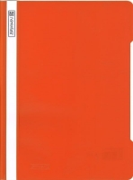 PVC Schnellhefter orange