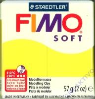 Fimo Soft Modelliermasse 57g limone