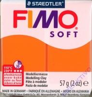 Fimo Soft Modelliermasse 57g mandarine