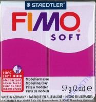 Fimo Soft Modelliermasse 57g purpurviolett