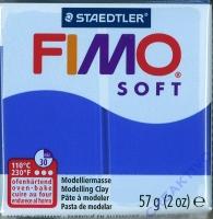 Fimo Soft Modelliermasse 57g brillantblau