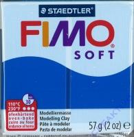 Fimo Soft Modelliermasse 56g pazifikblau