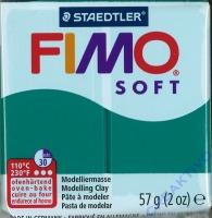 Fimo Soft Modelliermasse 57g smaragd