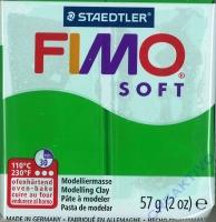 Fimo Soft Modelliermasse 57g tropischgrün