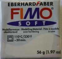 Fimo Soft Modelliermasse 56g delphingrau