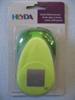 Heyda Hebel-Motivstanzer Inchies