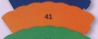 kleine Schultüte aus 3D Wellkarton 35cm orange