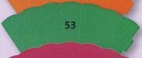 kleine Schultüte aus 3D Wellkarton 35cm grün