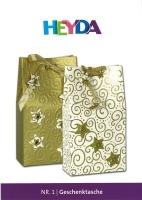 Heyda Bastelidee Nr. 1 - Geschenktasche
