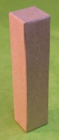 Rayher Pappmaché Buchstabe I - 15cm