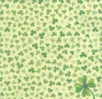 Premium Glitter Scrapbook paper Viel Glück 22
