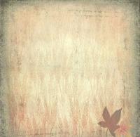Premium Glitter Scrapbook paper Herbst 50